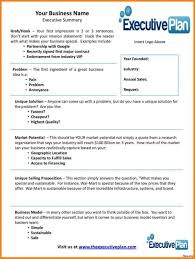 executive summary resume exle sales business plan exle executive summary template farmer