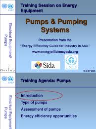 pumps and pumping systems ppt pump mechanical engineering