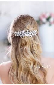 wedding hair combs hair combs topgracia handmade bridesmaid bridal hair accessories