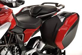 Most Comfortable Motorcycle Seat Ride Review Mv Agusta Turismo Veloce Za Bikers