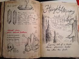 gravity falls 3rd journal