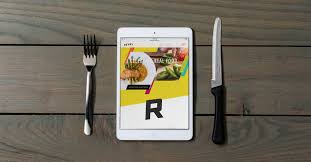 revel kitchen restaurant branding web design atomicdust