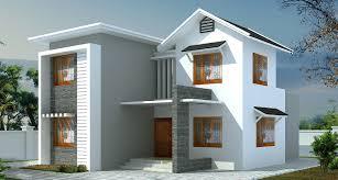 kerala home design facebook 1230 square feet double floor contemporary home design