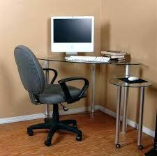 Corner Office Desk Ikea Corner Computer Desk Ikea Computer Furniture Black And White