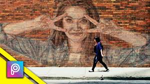 tutorial edit photo into a painting on the wall tutorial picsart tutorial edit photo into a painting on the wall tutorial picsart