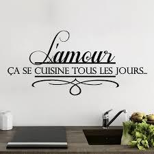 stickers cuisine citation decofrance59 vente en ligne de stickers muraux décoratifs