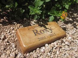 pet memorial garden stones pet memorial garden stones memories to