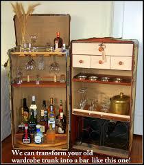 Trunk Bar Cabinet Trunk Like Bar Cabinet Best Cabinet Decoration