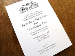wedding program wording sles how to set up wedding invitations wedding invitation set up