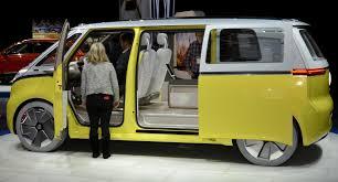 volkswagen minibus electric vw minibus camper concept new shape volkswagen electric vans