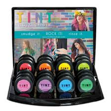 halloween color hair spray tint hair chalk by fine featherheads is a temporary hair color