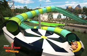 Six Flags San Antonio New Thunder Rapids Water Coaster Coming In 2017 To Six Flags
