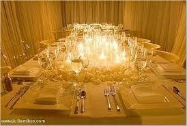 decorative wedding candle centerpieces sang maestro