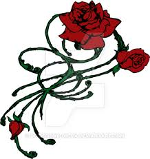 ds design roses and thorns design by ds designs on da on deviantart