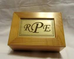 personalized wooden keepsake box wooden keepsake box etsy