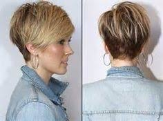 short haircuts for women over 50 back view bing images hair