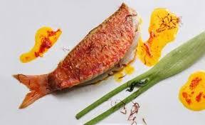 cuisiner rouget recette rouget barbet poêlé aux fenouils jus de légumes