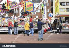 siege liberation leiden netherlands october 3 2017 festivities stock photo
