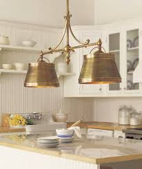 brass kitchen lights brighten your spaces with updated lighting nell hills