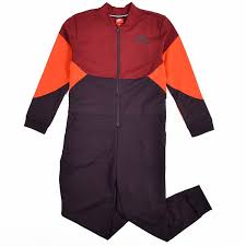 nike jumpsuit for nike w nsw jumpsuit pk qs port wine bei kickz com