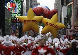 macy s thanksgiving day parade the sue