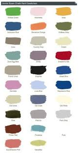 annie sloan color shades furniture makeovers pinterest annie