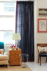Making Pleated Drapes How To Make Simple Pinch Pleated Curtains This Is A Good Visual