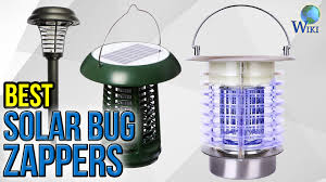 Outdoor Bug Lights by 6 Best Solar Bug Zappers 2017 Youtube