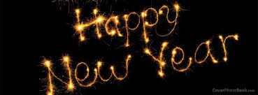 happy new year fireworks cover holidays