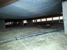 mobile home insulation vapor barrier repair american mobile home