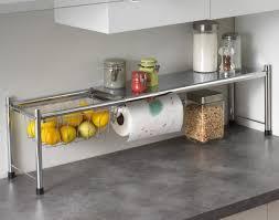étagère à poser cuisine rangement d évier télescopique becquet rangement sous évier