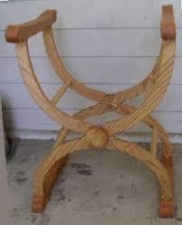 Foldable Armchair A Folding Armchair