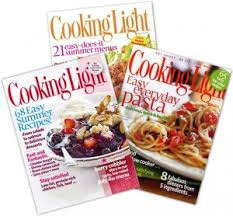 Amazon Cooking Light Magazine 0 58 Per Issue Hip2save