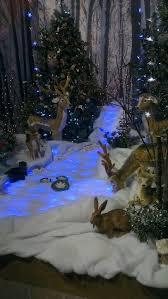 Do It Yourself Christmas Window Decorations by Like How The Lights Make It Look Like A River Christmas Window