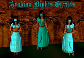 second life marketplace arabian nights 7