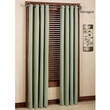 Green Grommet Curtains Carnivale Heavyweight Blackout Grommet Curtain Panels