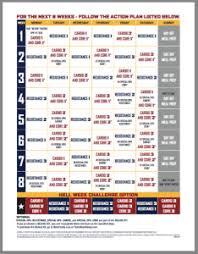22 minute hard corps workout calendar p413life com