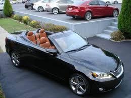 convertible lexus for sale lexus is 250c for sale carsforsale com