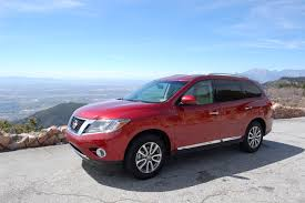 lifted nissan pathfinder capsule review 2015 nissan pathfinder the truth about cars