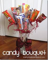 candy bar bouquet every creative endeavor candy bar bouquet