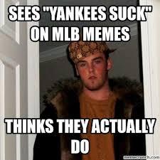 Yankees Suck Memes - yankees suck on mlb memes