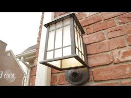 the kuna porch light u0027s hidden camera is watching you youtube