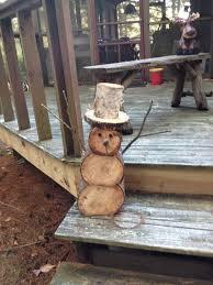 best 25 log snowman ideas on logs ideas log projects