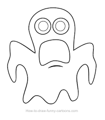 ghost drawing sketching vector