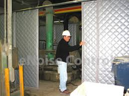 Noise Insulating Curtains Sound Curtains Industrial Noise Control Products