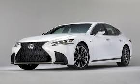 lexus toronto used cars lexus spices up ls flagship with f sport variant