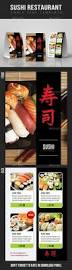 61 best sushi flyer sushi restaurant menu print templates
