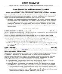 pmp resume samples unforgettable technical project manager resume
