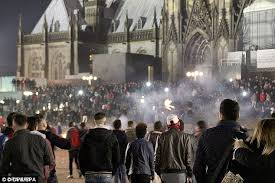 German New Year Decorations by 1 200 German Women Were Sexually Assaulted On New Year U0027s Eve In