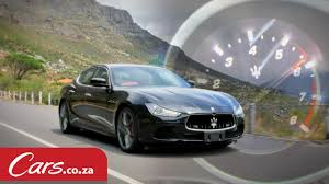 Maserati Ghibli S At The Red Line Review Youtube